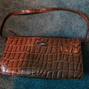Apostrophe Bags - Brown small purse